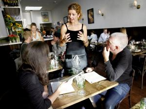 run a successful restaurant