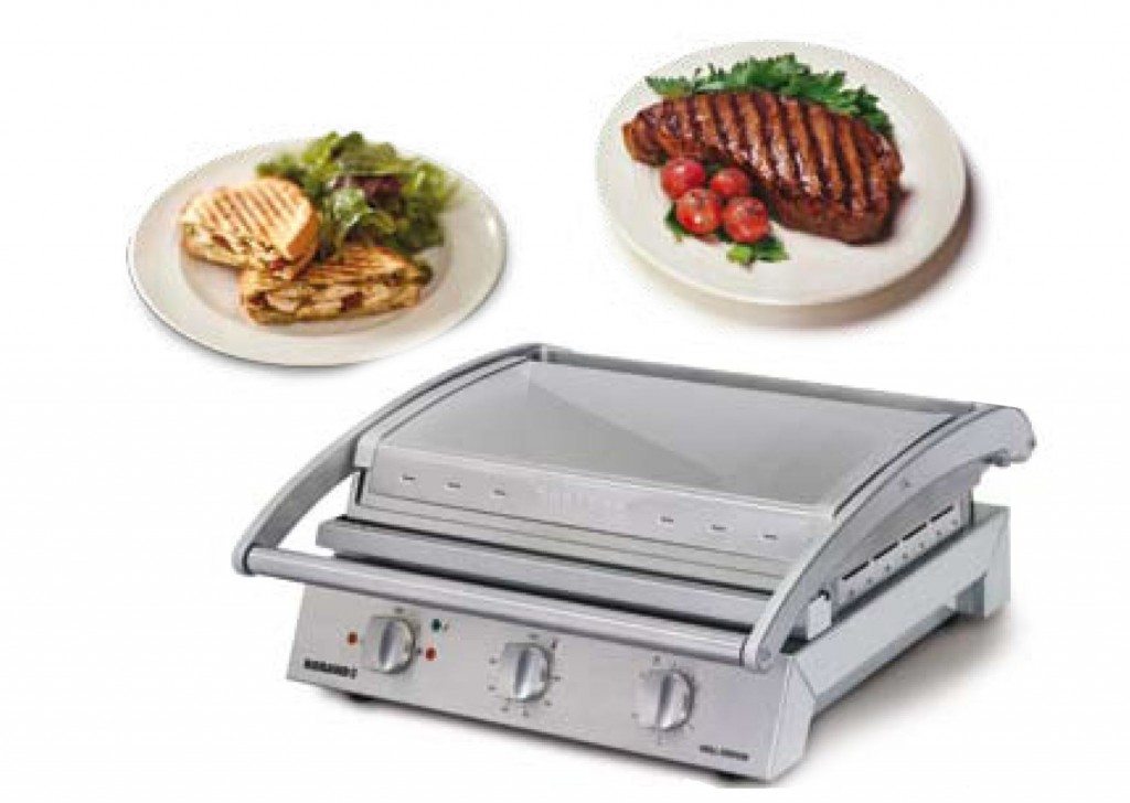 Roband Grill Stations