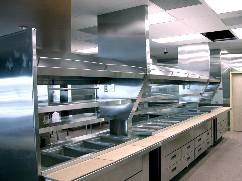 Commercial Kitchen Equipment Brisbane