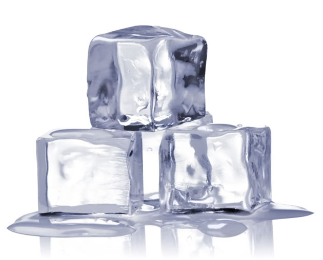 difference between Ice Cubes