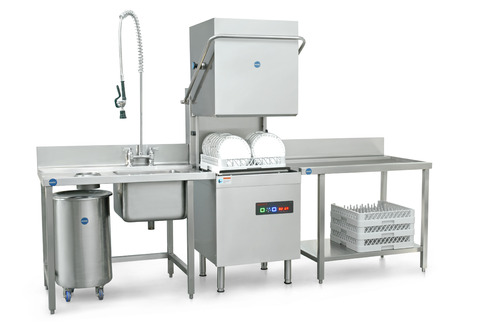commercial dishwasher | Conveyor Dishwasher