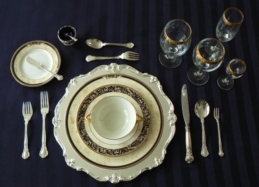 Table Setting Guidelines