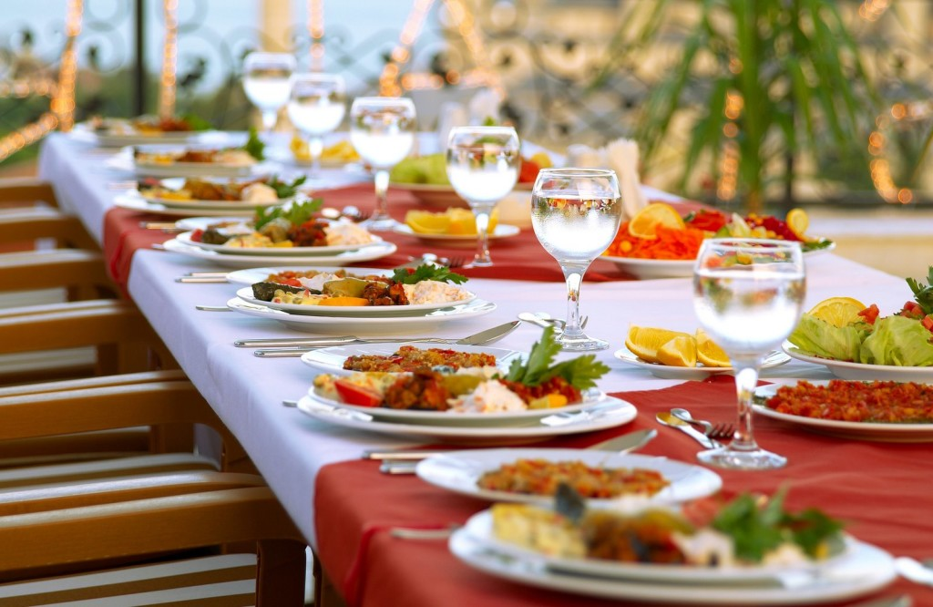 Creating a Catering Proposal