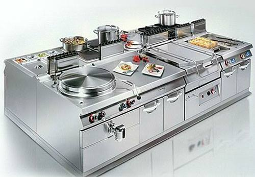 Buying Commercial Cooking Equipment