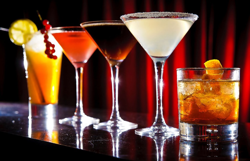 attract customers with cocktails