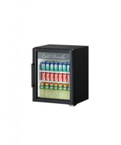 Super Deluxe Counter Chiller Flat Glass 167L - TGM-5SD