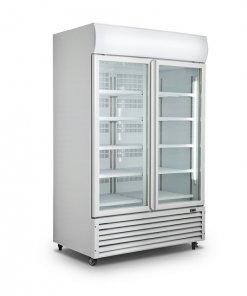 Partnez 2x Glass Door Merchandiser - ME-D10