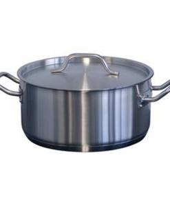 Forje Casserole Pot - Low-Including Lid