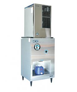 WORKSITE DISPENSER Hoshizaki Sanitary Ice Cube Dispenser - DB-200H