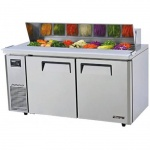 Turbo Air Salad Side Prep Table Hood 1500 - KHR15-2