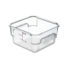 Storplus Polycarbonate Square Food Storage Container - 2 Litre - 10720AF07