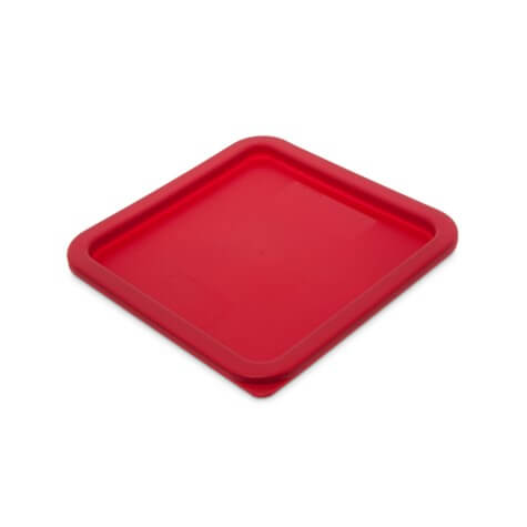 StorPlus™ Square Container Lid 6-8 Litre- Red - 1074105
