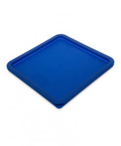 StorPlus™ Square Container Lid 12-18-22 qt - Royal Blue - 1074260