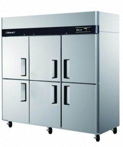 Dual Temperature Cabinets