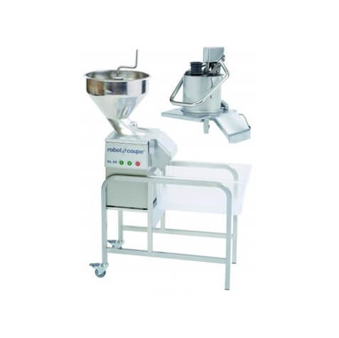 Robot Coupe CL 55 2 Feed-Heads for bulk output