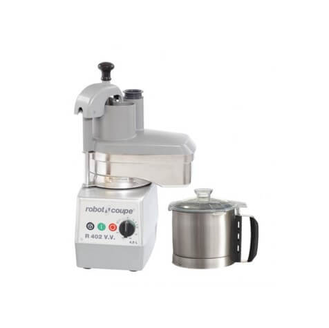 Robot Coupe R402 V.V. 4.5L Cutter Mixer & Vegetable Slicer