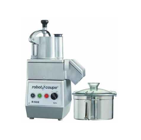 Robot Coupe R502 5.5L Cutter Mixer & Vegetable Slicer