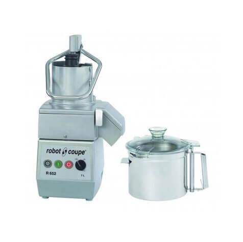Robot Coupe R652 7LTR Cutter Mixer & Vegetable Slicer